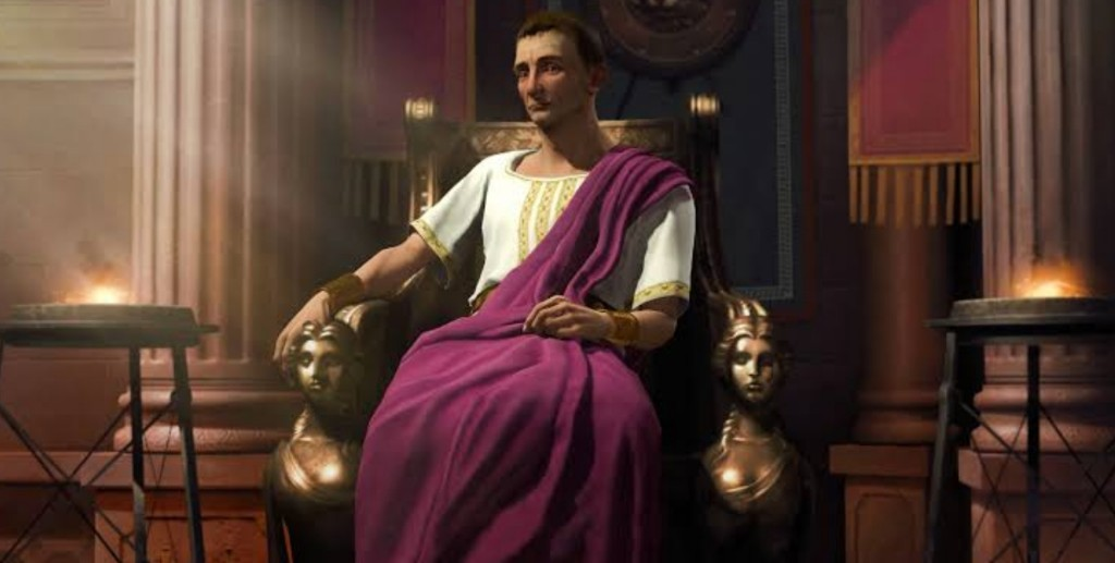 Richest Men Of All Time: Augustus Caesar