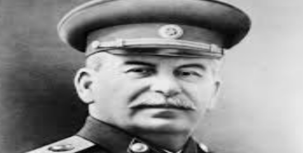 Richest Men Of All Time: Joseph Vissarionovich Stalin (a.k.a. Koba)