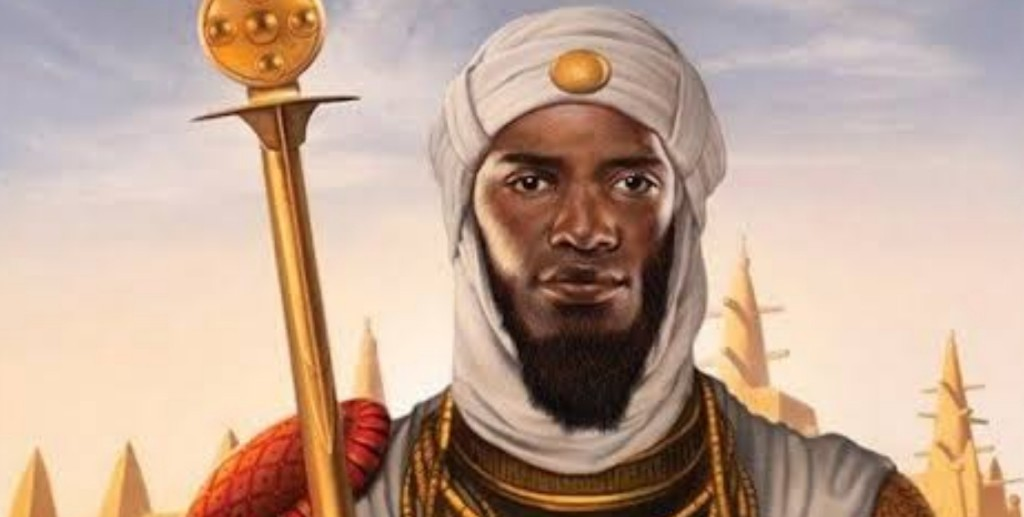 Richest Men Of All Time: Mansa Musa